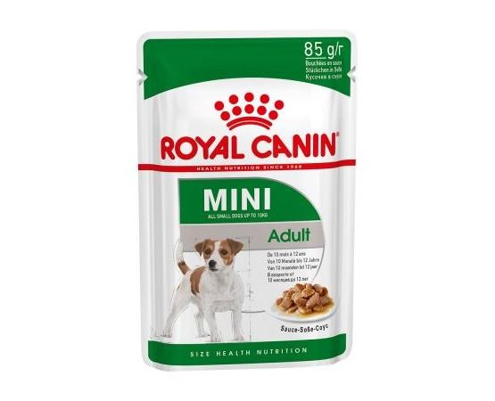 -Comida húmeda equilibrada para perros. -Deliciosa receta: sabrosos pedacitos en salsa, ricos y jugosos. -Con EPA y DHA: con