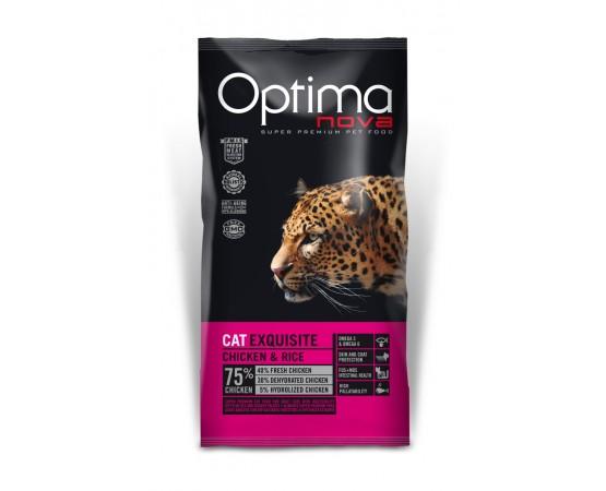 -Pienso de alta calidad para gatos. -Elaborado con un 75% de pollo acompañado de arroz. -Una única fuente de proteínas animal