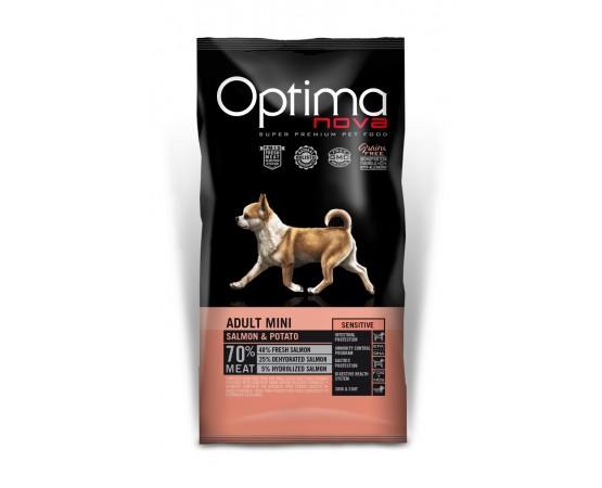 -Pienso super premium sin cereales para perros de raza pequeña. -Sin gluten ni granos para perros con intolerancia o alergia a