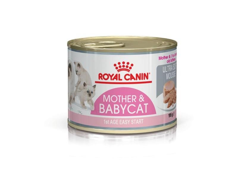 -Ayuda a construir las defensas naturales del gatito estimulando la producción de anticuerpos gracias a manan-oligosacáridos y