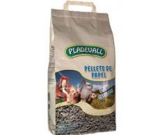 Absorbente a base de papel reciclado. Maxima absorción. Libres de polvos y aditivos. No manchan. Ideales para conejos,gatos y d