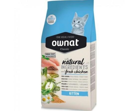 Indicado para gatitos de los 4 a los 12 meses, está formulado con altos niveles calóricos y proteicos para dar respuesta a los