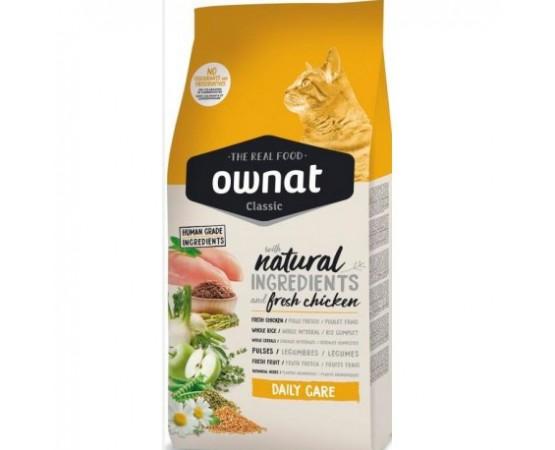 Alimento completo y equilibrado con un excelente sabor gracias a la carne fresca. Está diseñado para cubrir todas las necesidad
